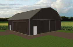 40'W x 40'L x 12'H Agricultural