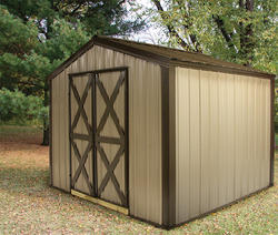 Midwest Manufacturing EZ Build 10'W x 12'D Gable Shed