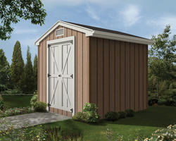 The Blair 8'W x 8'D Gable Storage Shed