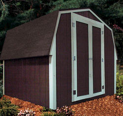 Midwest Manufacturing E-Z Build 8'W x 12'D Gambrel Storage Building