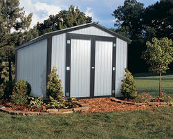 Midwest Manufacturing E-Z Build 10'W x 20'D Gable Storage Building