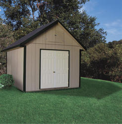 Midwest Manufacturing 10'W x 10'D Lofted Storage Building