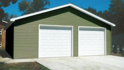28' x 28' x 9' 2-Car Garage