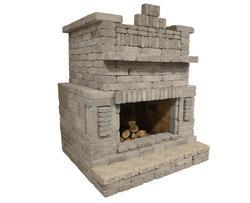 Nile Fireplace