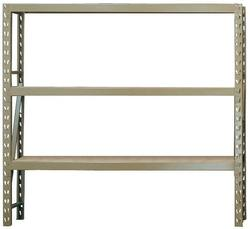 "Xtreme Garage® 8'W x 6'H x 17""D 3-Shelf Rack"
