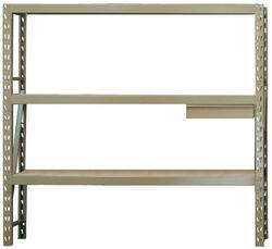 "Xtreme Garage® 6'W x 6'H x 30""D 3-Shelf Rack"