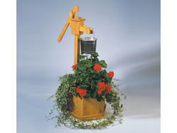 Water Pump Planter