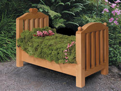 Flower Bed Planter