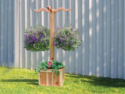 Hanging Planter Box
