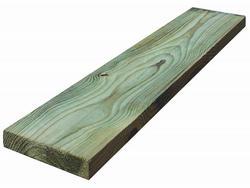 """1"""" x 6"""" x 12' AC2® Pressure Treated AG Pine Lumber"""