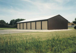 "24'W x 71'5""L x 8'H Mini Warehouse"