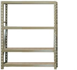 "Xtreme Garage® 4'W x 6'H x 17""D 4-Shelf Rack"