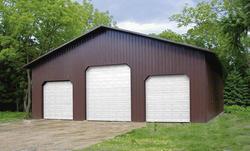 45'W x 54'L x 16'H Garage