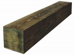 "6"" x 6"" x 16' #2 AC2® Pressure Treated CS Pine Lumber"