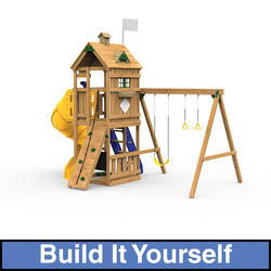 PlayStar Trainer Gold Build-It-Yourself Playset