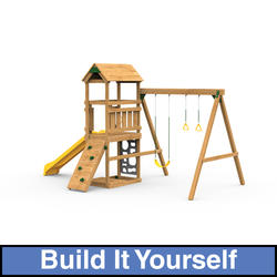 PlayStar Trainer Starter Build-It-Yourself Playset Playset