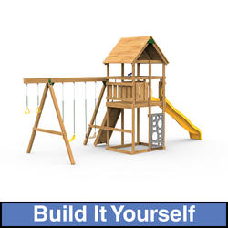 PlayStar Legacy Starter Build-It-Yourself Playset