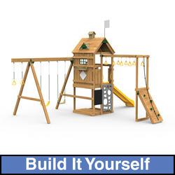 PlayStar Contender Bronze Build-It-Yourself Playset