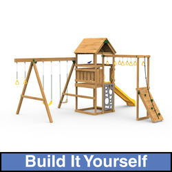 PlayStar Contender Starter Build-It-Yourself Playset
