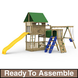 PlayStar Great Escape Bronze Ready-to-Assemble Playset
