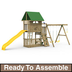 PlayStar Great Escape Starter Ready-to-Assemble Playset