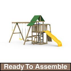PlayStar Varsity Bronze Ready-to-Assemble Playset