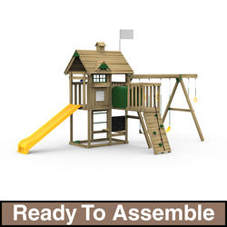 PlayStar All Pro Bronze Ready-to-Assemble Playset