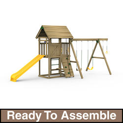 PlayStar All Pro Starter Ready-to-Assemble Playset