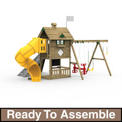 PlayStar Grand Slam Gold Ready-to-Assemble Playset