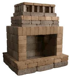 Rhode Island Fireplace