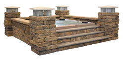 Hot Tub Surround