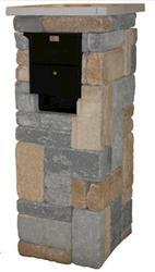 Mailbox Pillar