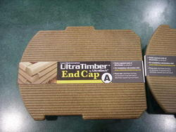 UltraTimber Composite End Cap - A