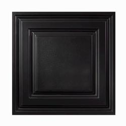 Genesis Designer 2' x 2' PVC Icon Relief Lay-In Ceiling Tile
