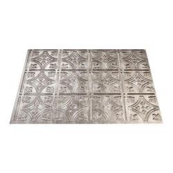 "FASADE Traditional 1 - 18"" x 24"" PVC Backsplash Panel"