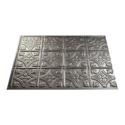 "FASADE Traditional 1 - 18"" x 24"" PVC Backsplash Panel"