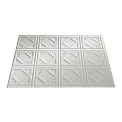 "FASADE Traditional 4 - 18"" x 24"" PVC Backsplash Panel"