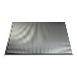 """FASADE Rib - 18"""" x 24"""" PVC Backsplash Panel"""