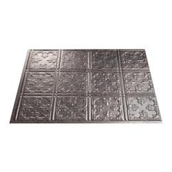 "FASADE Traditional 10 - 18"" x 24"" PVC Backsplash Panel"