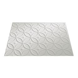 "FASADE Rings - 18"" x 24"" PVC Backsplash Panel"