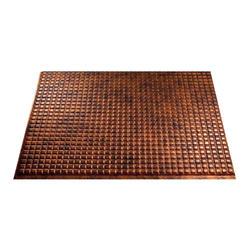 """FASADE Square - 18"""" x 24""""  PVC Backsplash Panel"""