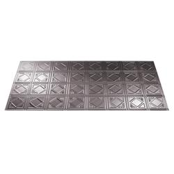FASADE Traditional 4 - 2' x 4' PVC Glue-Up Ceiling Tile