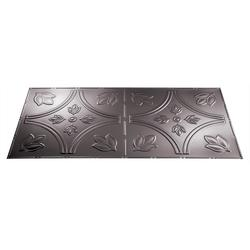 FASADE Traditional 5 - 2' x 4' PVC Glue-Up Ceiling Tile