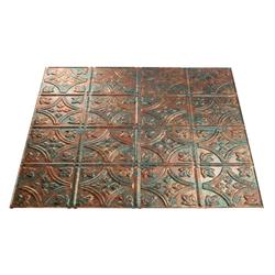 FASADE Traditional 1 - 2' x 2' PVC Lay-In Ceiling Tile