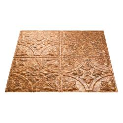 FASADE Traditional 2 - 2' x 2' PVC Lay-In Ceiling Tile