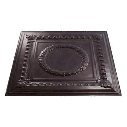 FASADE Rosette - 2' x 2' PVC Lay-In Ceiling Tile