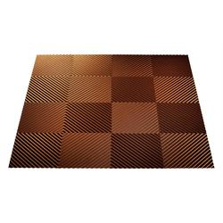 FASADE Quattro - 2' x 2' PVC Lay-In Ceiling Tile