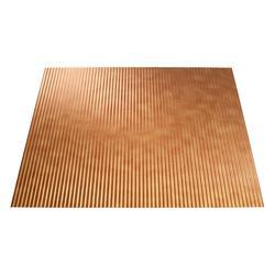 FASADE Rib - 2' x 2' PVC Lay-In Ceiling Tile