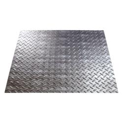 FASADE Diamond Plate Revealed Edge- 2' x 2' PVC Lay-In Ceiling Tile