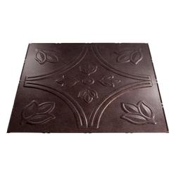 FASADE Traditional 5 - 2' x 2' PVC Lay-In Ceiling Tile